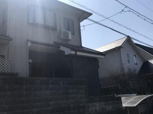 増築屋根リフォーム完工後写真