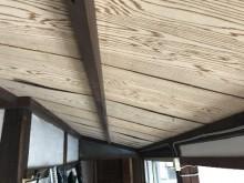 雨漏りによる天井の様子③