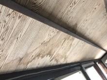 内海町雨漏りによる天井の様子②