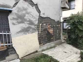 野上町外壁調査写真4