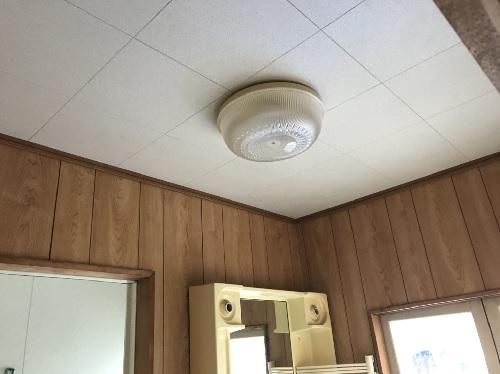 雨漏り天井リフォーム後写真①