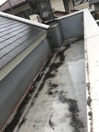 屋上屋根の様子写真