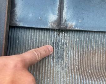 天窓の防水シート