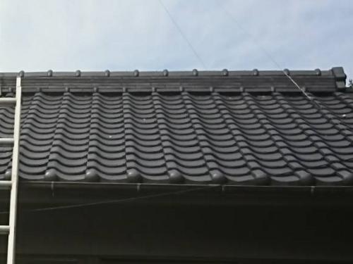 福山市にて天井にポツンと落ちるような音が心配でおこなった雨漏り調査