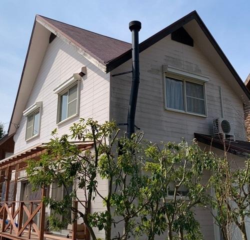 屋根と外壁の点検