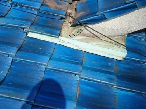 屋根の取合い