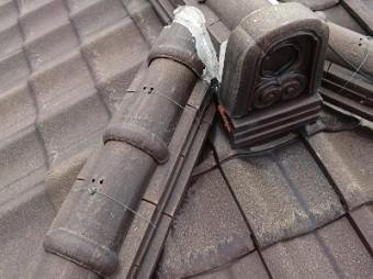 棟からの雨漏り