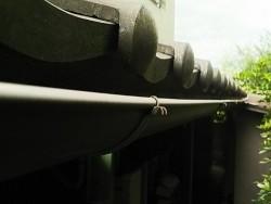 横樋の調整