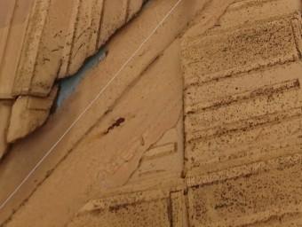 谷樋のサビ