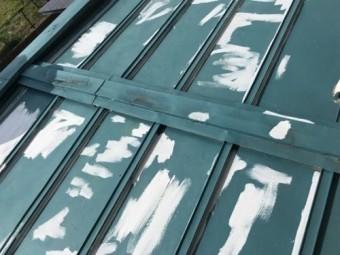 金属屋根の傷み