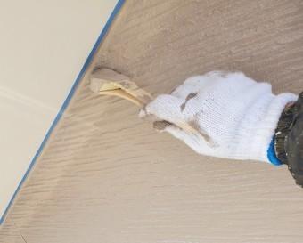 外壁塗装水性シリコン系樹脂